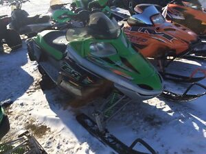2007 Arctic Cat F8 - Financing Available Moose Jaw Regina Area image 2