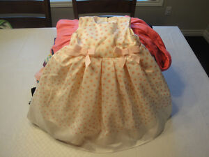 Girls clothing size 18 to 24months