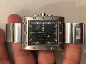 Stainless steel - storm wrist watch - EXE-XO - A3 O399