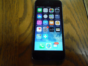 Iphone 5s 16GB Bell or Virgin mobile. Good condition