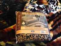 New leopard print furniture chair cover