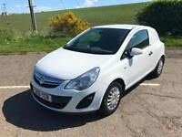 Vauxhall Corsa Van 2012 FINANCE AVAILABLE///////////////