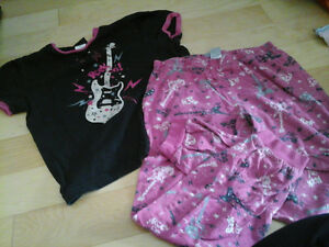 2 piece pyjama set L 12 for girls