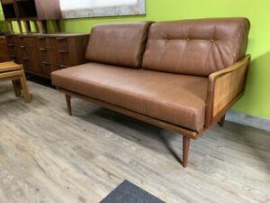 Mid Century Teak Daybed / Sofa from Denmark