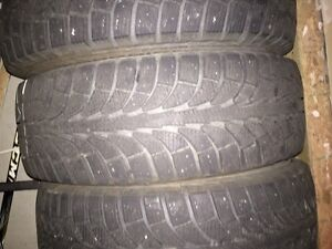 Winter tires  for dodge  Strathcona County Edmonton Area image 2