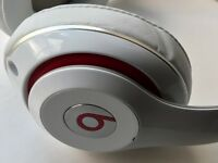 Beats Studio White Headphones (Paid £270)
