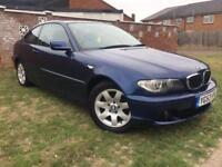 BMW 318 2.0 2004MY Ci SE P/X Welcome