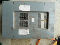 square d power panel