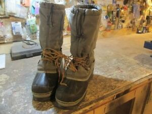 Mens Sorel Boots with Liners--great for Winter