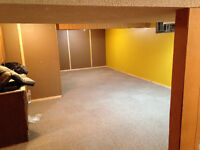 Rooms and basement available in Mill Woods Bungalo