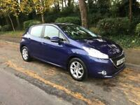 2013 PEUGEOT 208 1.4 ACTIVE HDI DIESEL (ONE FORMER KEPER)