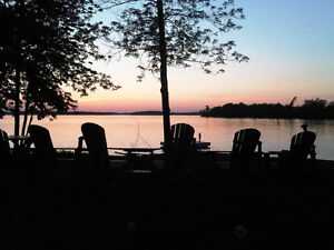 Beautiful Buckhorn Lake Cottage for rent  Avail August 6th