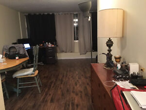 BIG 2 1/2 AVAILABLE FROM NOW IN THE HEART OF DOWNTOWN MONTREAL