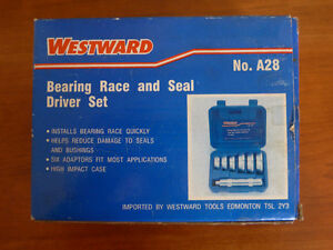 Bearing Race and Seal Driver Set Stratford Kitchener Area image 2