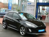 2019 Ford Fiesta ACTIVE 1 TURBO 1.0 PETROL ECOBOOST AUTOMATIC Hatchback Petrol A