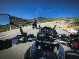 Suzuki V-Strom 1000 2019 adventure motorcycle