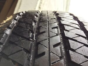 235/65/16 tire. LIKE NEW St. John's Newfoundland image 1