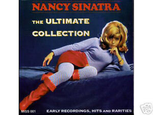 NANCY SINATRA - Ultimate Collection - Rare POP CD