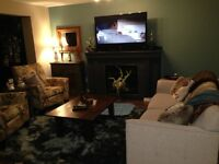 MOVE-IN READY Fully Furnished & Equipped 3-Bdrm Home for Rent in