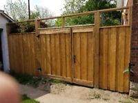10 years experience, Booking now for the summer decks and fences
