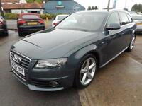 2009 AUDI A4 2.0 TDI S Line Estate FULL SERVICE HISTORY DRIVE AWAY TODAY
