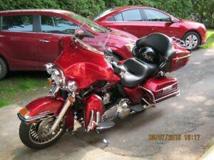 Harley Davidson  FLHCU  Ultra Clasic 2012