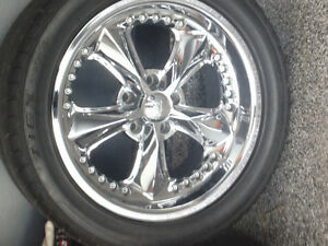 Foose rims for mustang