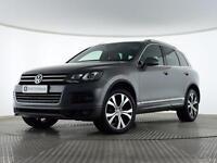 2013 Volkswagen Touareg 3.0 TDI V6 R-Line Tiptronic 4x4 5dr (start/stop)