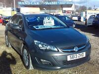 Vauxhall Astra 1.7CDTi 16v (110ps) Exclusiv Sports Tourer 5d 1686cc