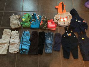 16 piece clothing lot