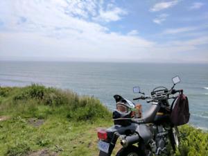 2016 Suzuki drz400 S Street and trail Dirtbike