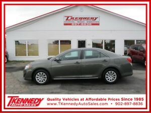2013 Toyota Camry 4dr Sdn I4 Auto
