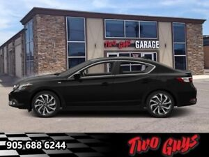 2016 Acura ILX A-Spec  - Ex-lease -  - Navigation