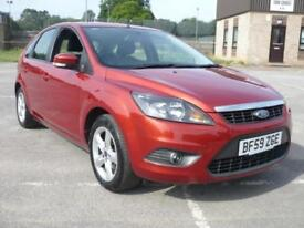 Ford Focus 1.6 ( 115ps ) 2009.5MY Zetec