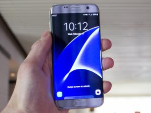 Samsung edge s7 silver