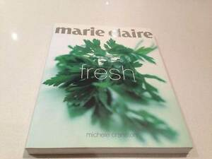 COOKBOOK MARIE CLAIRE/FRESH/PAPERBACK/BRAND NEW/MICHELE CRANSTON South Perth South Perth Area Preview