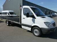 2012 Mercedes-Benz Sprinter 316 CDi XLWB 5 METRE Dropside, SUPERB CONDITION