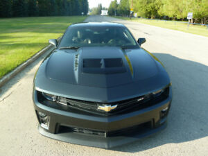2012 Camaro ZL1,  in accident 6 years ago $34,500 perfect now
