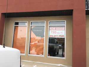 Commercial space for lease- Weyburn downtown location