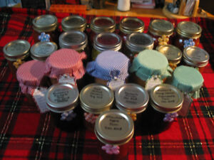 DELICIOUS HOLIDAY PRESERVES 4 YOUR FAMILY TABLE OR GIFT GIVING