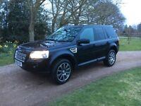 Land Rover freelander 2 2.2 td4 se massive spec