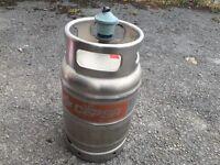 Light gas bottle (aluminium)