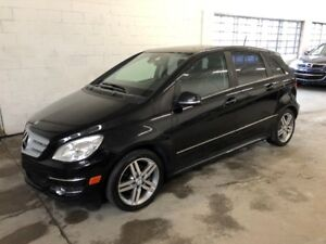 MERCEDES BENZ B200 TURBO 2011 TOIT PANO BLUETOOTH
