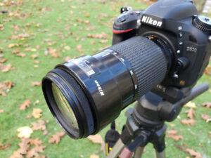 Nikon 70-210 f/4 AF