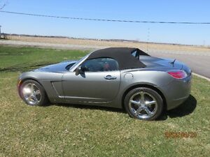 2007 Saturn Sky Red Line Cabriolet