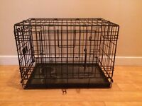 Dog crate - moving sale