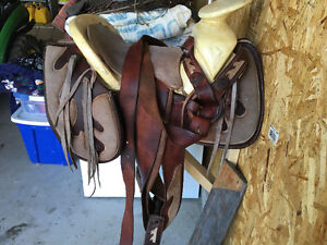 Mexican Western Saddle