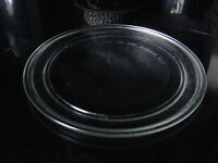 MICRO ONDES-PLAT VITRE/MICRO OVEN-GLASS PLATE-SMALL (NEUF/NEW)