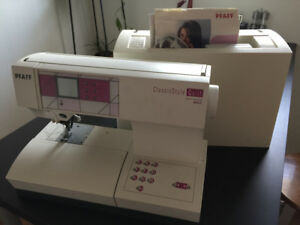 Pfaff ClassicStyle Quilt 2027 Sewing Machine