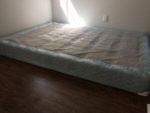 Queen bed box